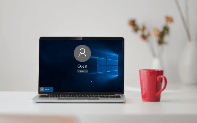 How to Create a Guest Account on Windows 10