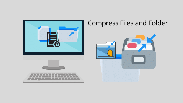 How to Compress OS Drive and Files to Save Disk Space on Windows